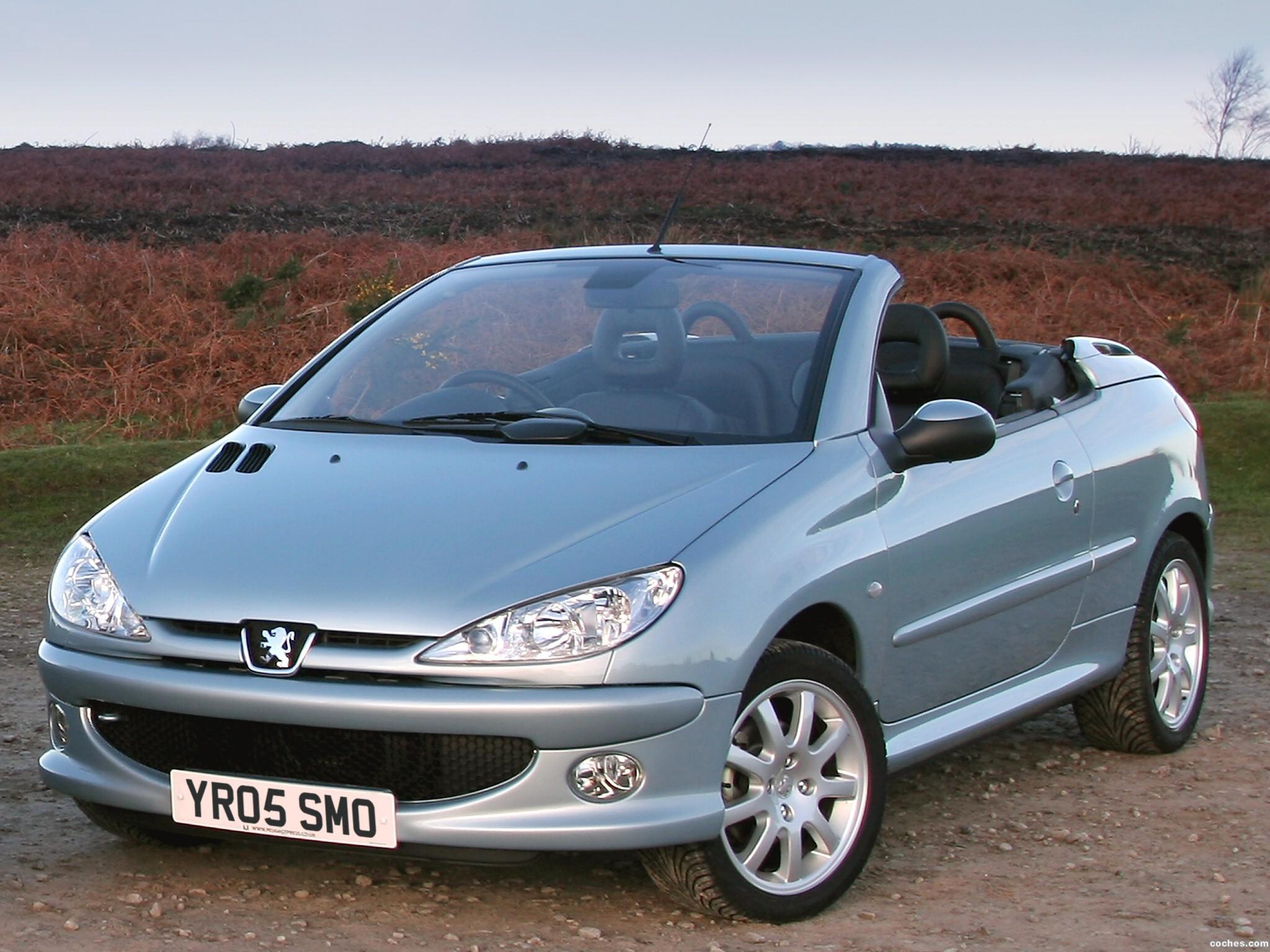Foto 0 de Peugeot 206 CC 2003