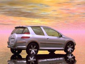 Ver foto 2 de Peugeot 206 Escapade Concept 1998