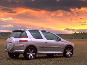 Fotos de Peugeot 206 Escapade Concept 1998