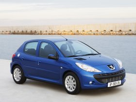 Fotos de Peugeot 206 Plus 2009
