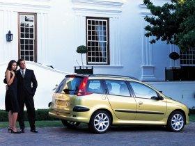 Ver foto 4 de Peugeot 206 SW 2003