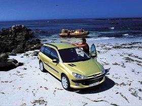 Ver foto 3 de Peugeot 206 SW 2003