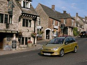 Ver foto 2 de Peugeot 206 SW 2003