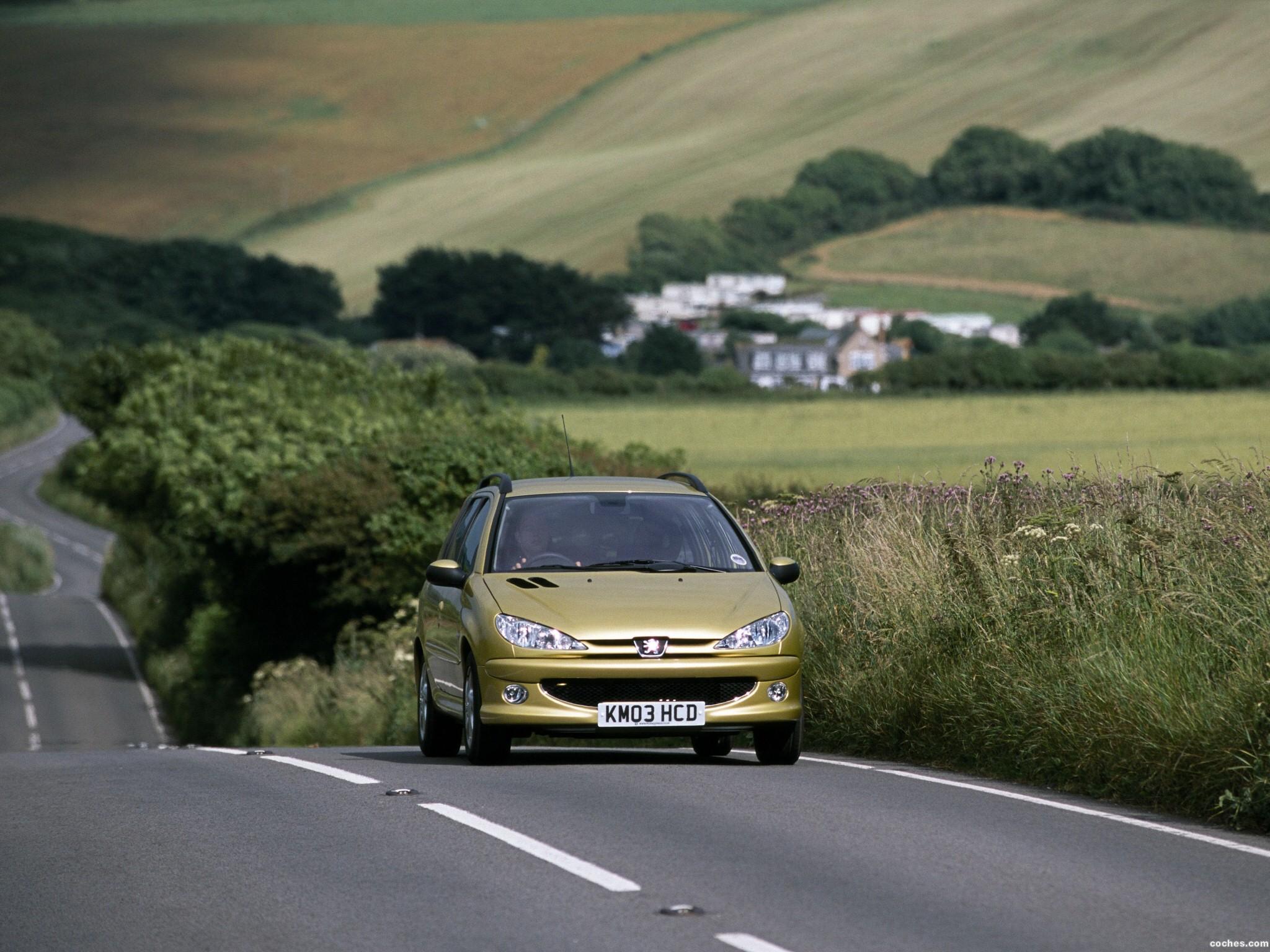 Foto 0 de Peugeot 206 SW 2003