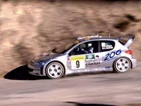 Fotos de Peugeot 206 WRC 2000