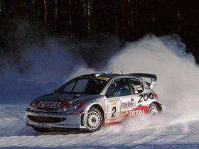 Ver foto 20 de Peugeot 206 WRC 1999