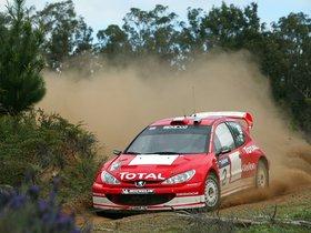 Ver foto 17 de Peugeot 206 WRC 1999
