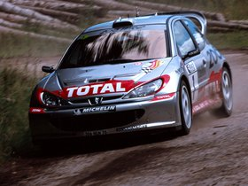 Ver foto 14 de Peugeot 206 WRC 1999