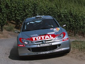 Ver foto 13 de Peugeot 206 WRC 1999