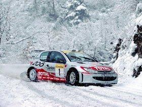 Ver foto 12 de Peugeot 206 WRC 1999