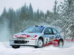 Ver foto 11 de Peugeot 206 WRC 1999
