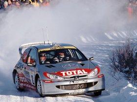 Ver foto 10 de Peugeot 206 WRC 1999