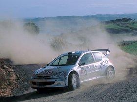 Ver foto 9 de Peugeot 206 WRC 1999