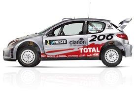 Ver foto 8 de Peugeot 206 WRC 1999
