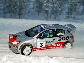 Ver foto 3 de Peugeot 206 WRC 1999