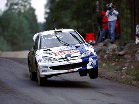 Ver foto 29 de Peugeot 206 WRC 1999