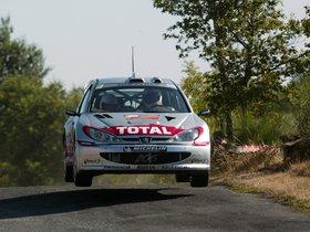 Ver foto 2 de Peugeot 206 WRC 1999