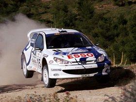 Ver foto 28 de Peugeot 206 WRC 1999