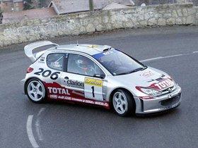 Ver foto 27 de Peugeot 206 WRC 1999