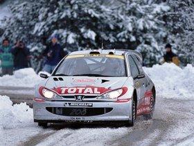 Ver foto 25 de Peugeot 206 WRC 1999