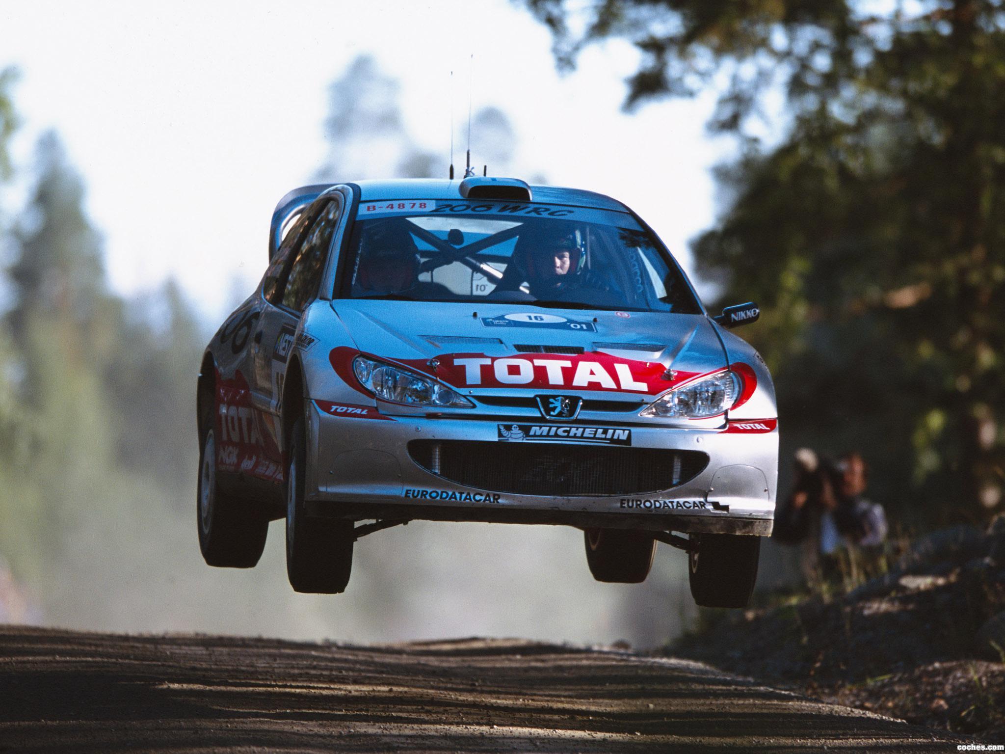 Foto 0 de Peugeot 206 WRC 1999