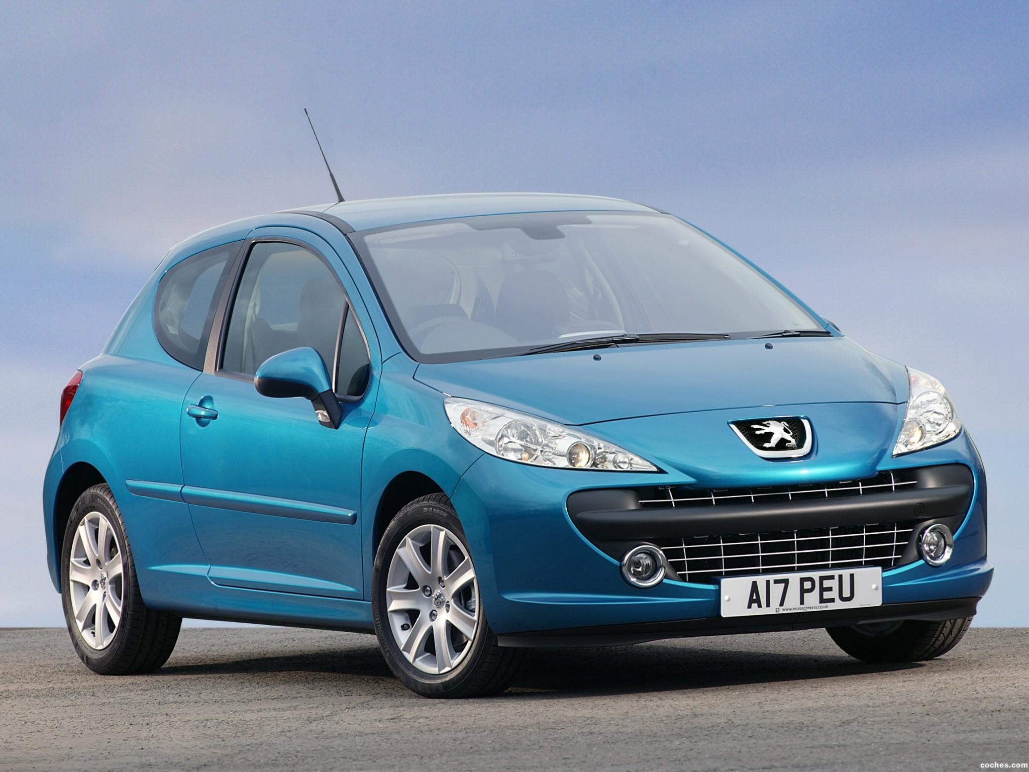 Foto 0 de Peugeot 207 2006