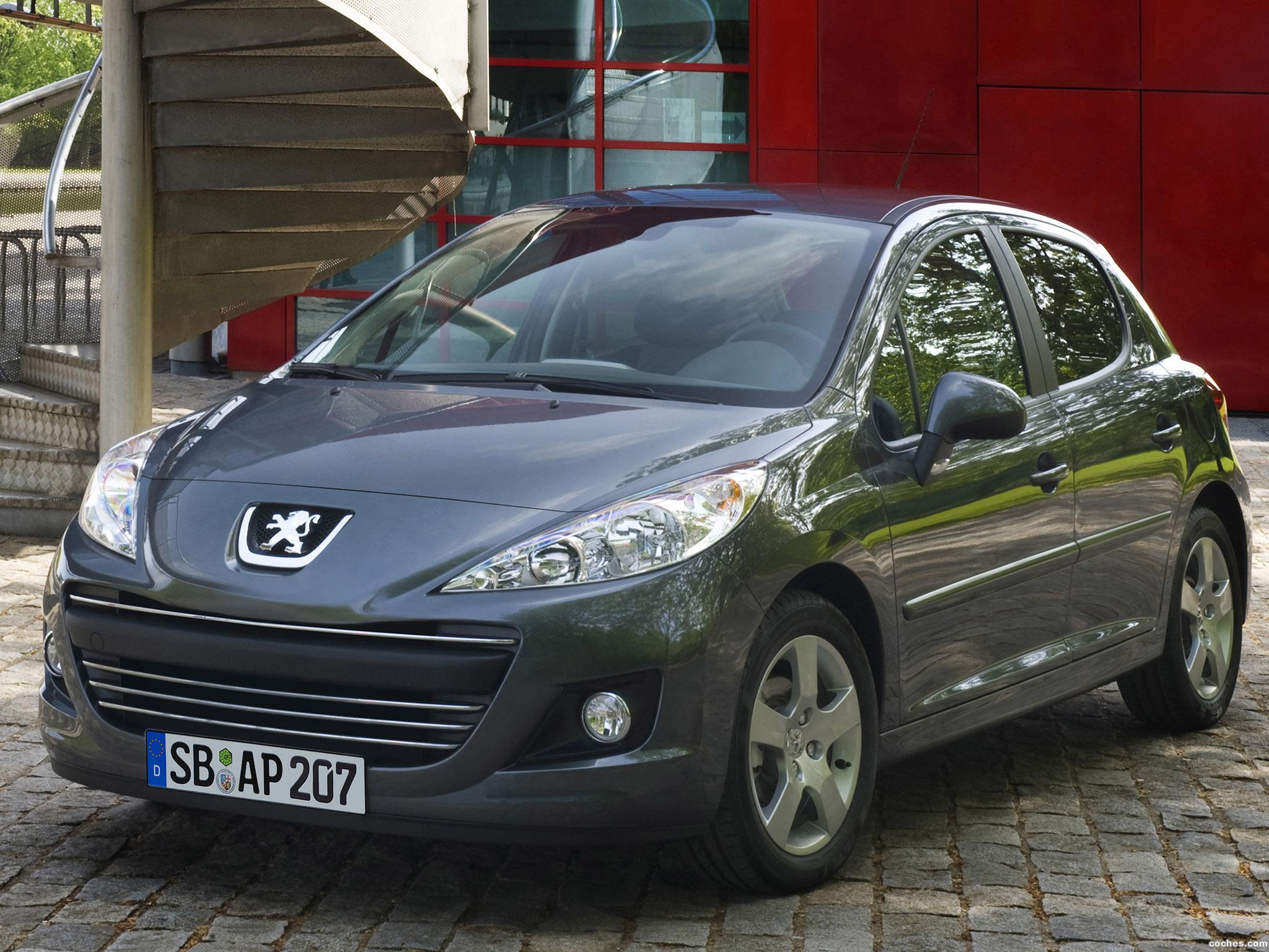 Foto 0 de Peugeot 207 5 puertas 2009