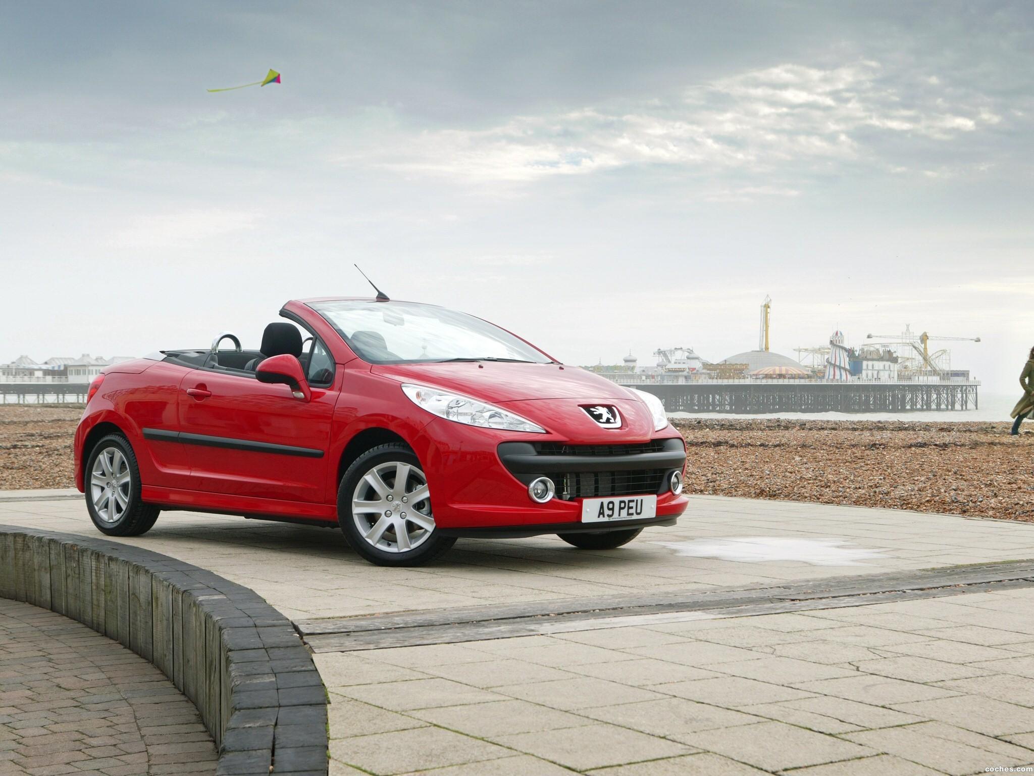 Foto 0 de Peugeot 207 CC 2007