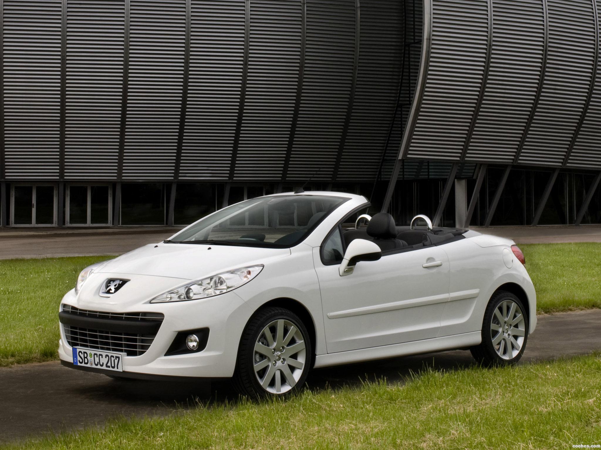 Foto 0 de Peugeot 207 CC 2009