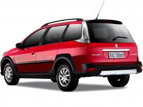 Ver foto 2 de Peugeot 207 Escapade Brazil 2008