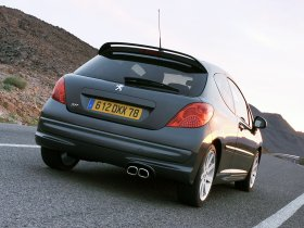Ver foto 2 de Peugeot 207 GTI 2007