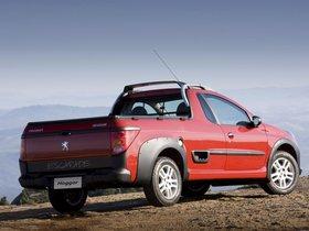 Ver foto 3 de Peugeot 207 Hoggar 2010