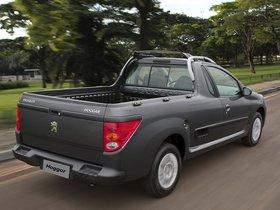 Ver foto 10 de Peugeot 207 Hoggar 2010