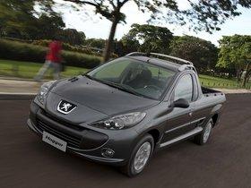 Ver foto 9 de Peugeot 207 Hoggar 2010
