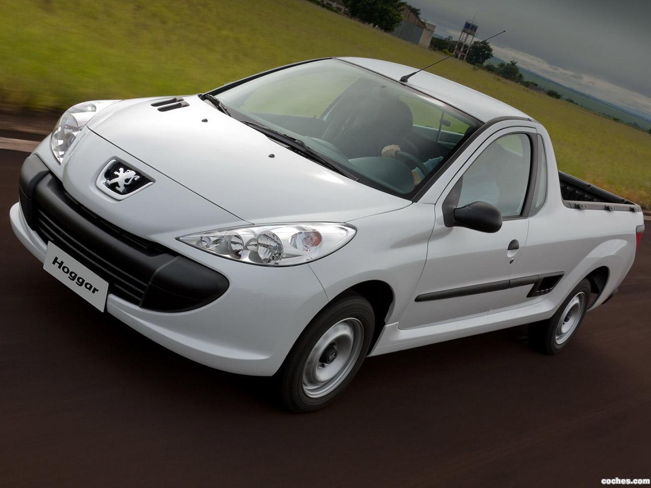 Foto 0 de Peugeot 207 Hoggar 2010