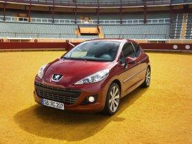 Fotos de Peugeot 207 RC 2009