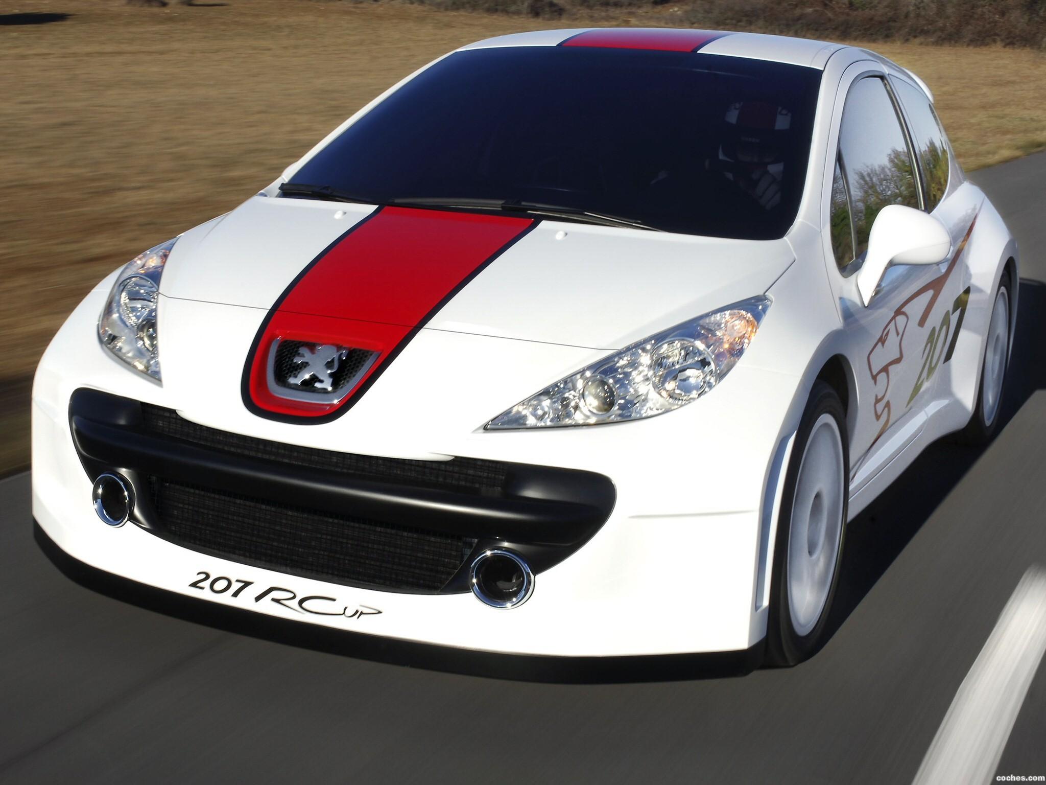 Foto 0 de Peugeot 207 RCup 2006