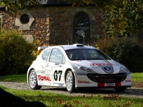 Fotos de Peugeot 207 S2000 2008