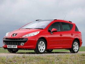 Fotos de Peugeot 207 SW 2007