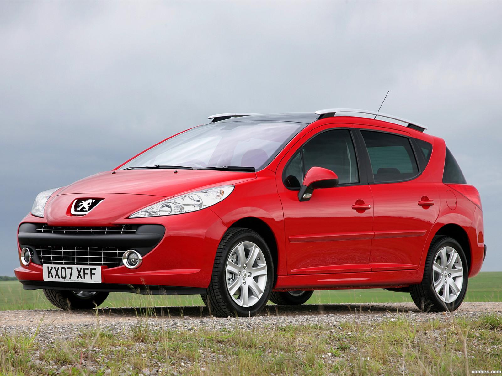 Foto 0 de Peugeot 207 SW 2007