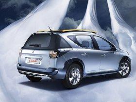 Ver foto 6 de Peugeot 207 SW Outdoor Concept 2007