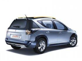 Ver foto 3 de Peugeot 207 SW Outdoor Concept 2007