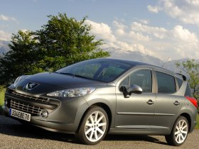 Ver foto 3 de Peugeot 207 SW RC 2007