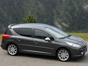 Ver foto 2 de Peugeot 207 SW RC 2007