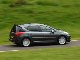 Ver foto 7 de Peugeot 207 SW RC 2007