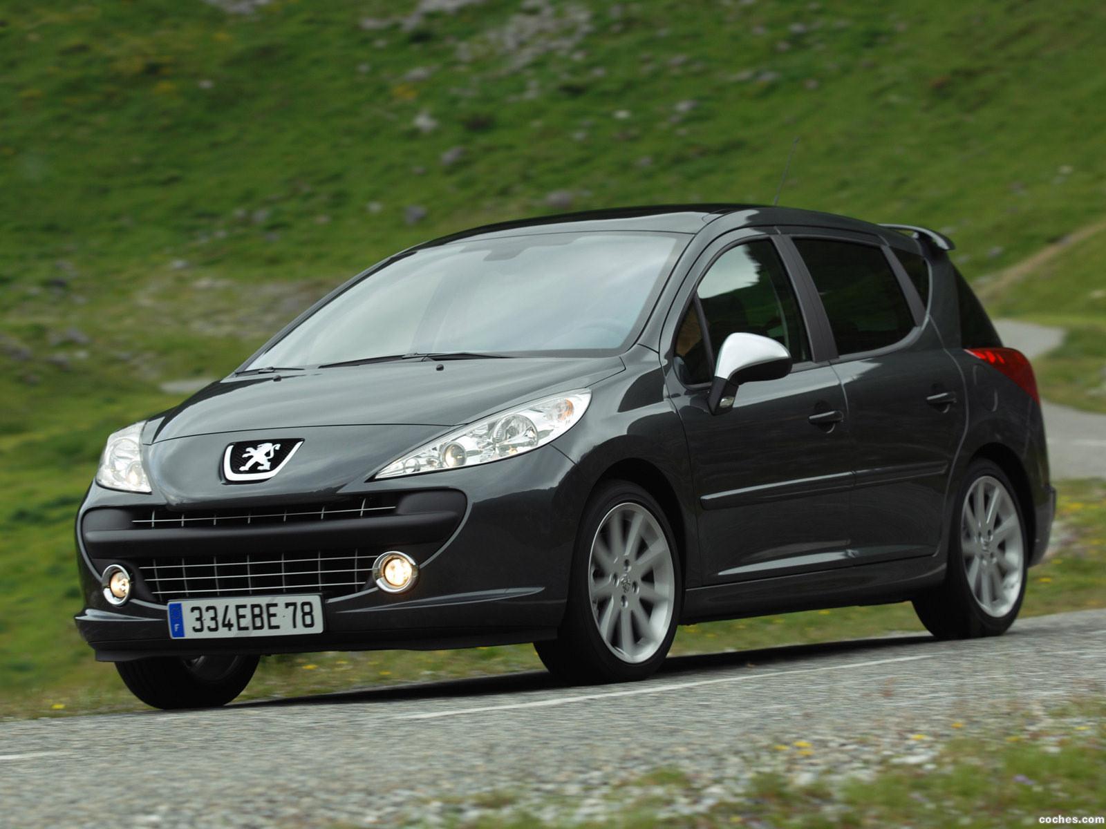 Foto 0 de Peugeot 207 SW RC 2007