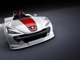 Fotos de Peugeot 207 Spyder Concept 2006