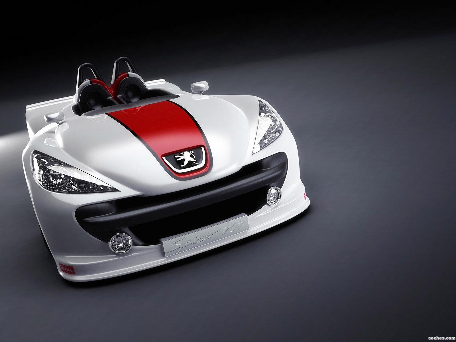 Foto 0 de Peugeot 207 Spyder Concept 2006