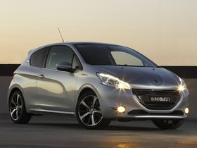 Ver foto 7 de Peugeot 208 3 puertas 2012