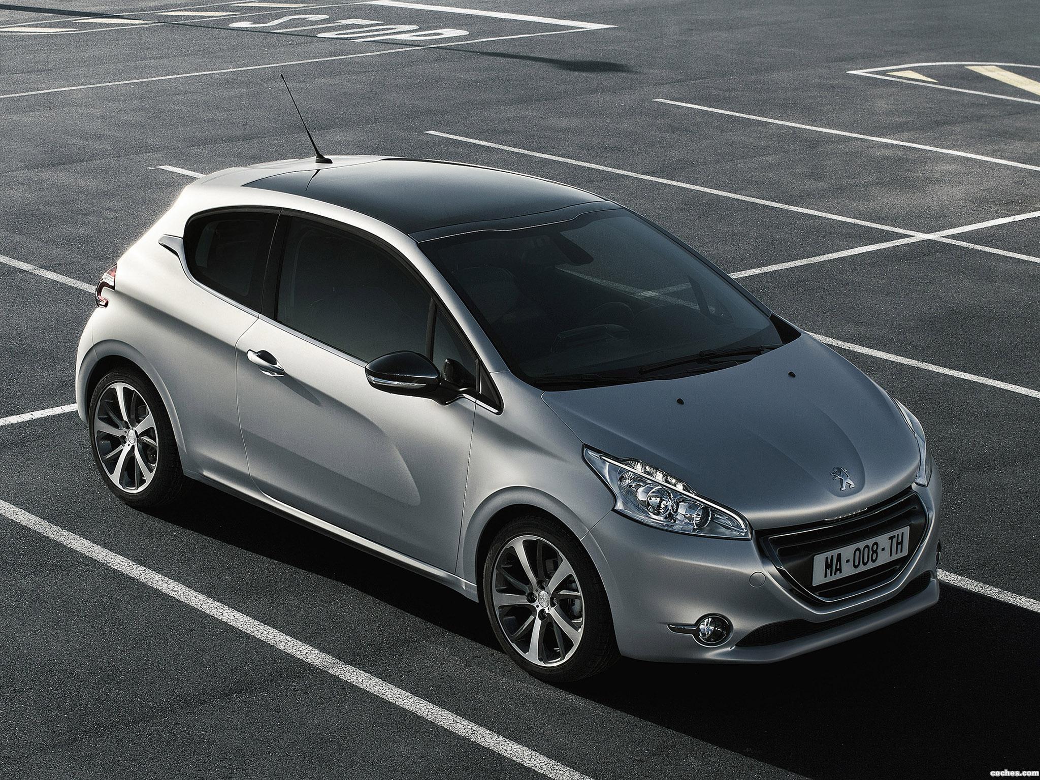 Foto 0 de Peugeot 208 3 puertas 2012